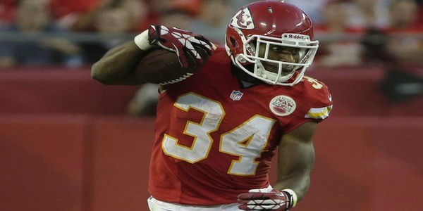 2014 Fantasy Football, Week Three Waiver Wire: Add Knile Davis and Bobby Rainey