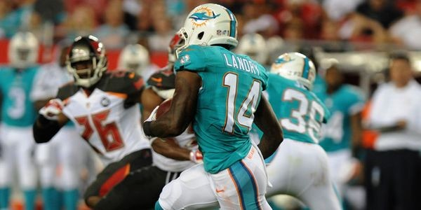 2014 Fantasy Football: Jarvis Landry in PPR, Standard, and Daily Leagues